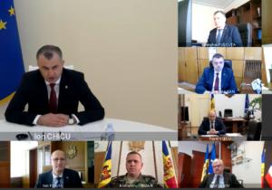 ВМолдове пять министров проверили накоронавирус. Что показали тесты