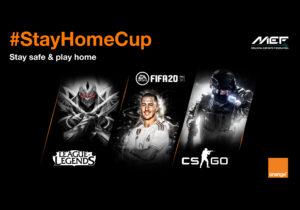 #StayHomeCup: #ОставайтесьДома иучаствуйте в8 чемпионатах поэлектронному спорту
