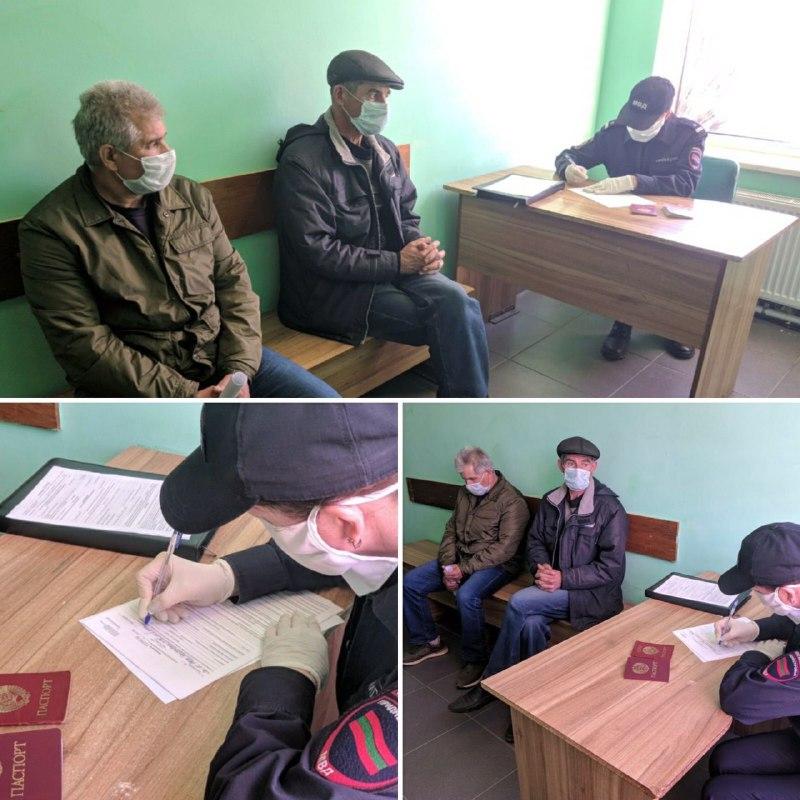Tiraspolul a publicat fotografii cu șoferii de ambulanță arestați la Dubăsari