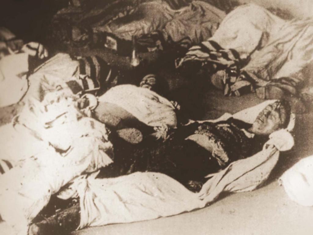 Как выглядел Кишинев после еврейского погрома вапреле 1903 года (ФОТО)