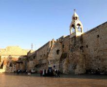 Храм Рождества Христова вВифлееме вновь открыли для посетителей