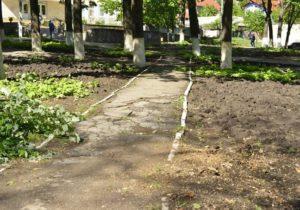 В Кишиневе планируется ремонт сквера на Телецентре (ФОТО)
