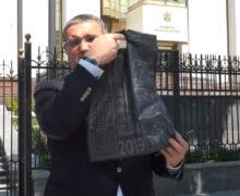 NM Espresso: despre «culioșelul» (pungă de plastic) pentru Dodon, declarațiile tari ale procurorului general, vinovatul accidentului teribil din Chișinău și sentința lui Șor