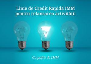 Перезапустите свой бизнес скредитом Credit Rapid IMM отVictoriabank