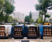 Посольство Германии передало молдавским врачам партию защитной одежды