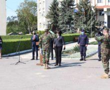 Orașul Glodeni a ieșit din carantină. Autoritățile au organizat o ceremonie solemnă cu această ocazie