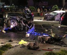 Что известно о жертвах страшной ночной аварии в центре Кишинева