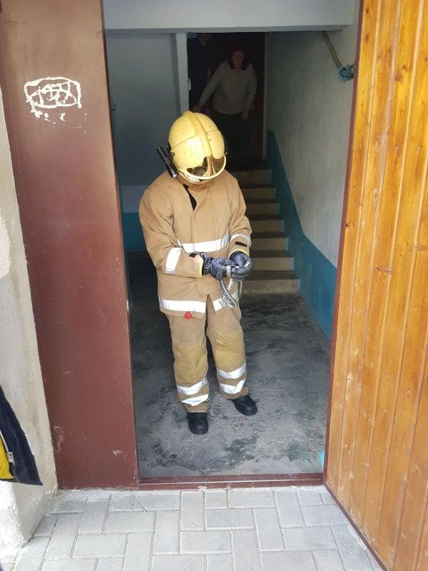 ВКаушанах спасатели нашли змею вмногоэтажном жилом доме (ФОТО)