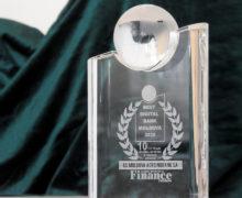 Moldova Agroindbank aluat trofeul «Best Digital Bank Moldova 2020» pentru cea mai digitalizată bancă din ţară