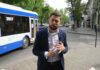 «На улицах слишком много автомобилей». Интервью NM с вице-мэром Кишинева Виктором Кирондой (Видео)