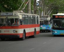 Мэрия Кишинева вынесет на публичное обсуждение новый троллейбусный маршрут, который соединит Буюканы и Ботанику