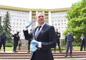 """""""Spre surpriza neplăcută a unora, am revenit la Chișinău"""". Andrian Candu a povestit despre călătoria sa în Cehia"""