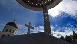 slujba la catedrala