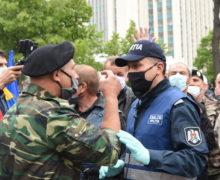 Из-за протеста ветеранов заведено уголовное дело. Зачто накажут участников акции вКишиневе