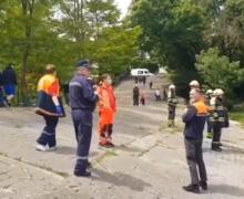 В Кишиневе в озере на Рышкановке обнаружили тело человека. ОБНОВЛЕНО (ВИДЕО)
