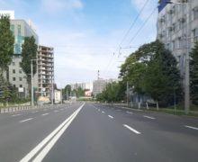 Primăria Chișinău a achiziționat 70 de tone de vopsea pentru aplicarea marcajului rutier. Pe care străzi se va interveni