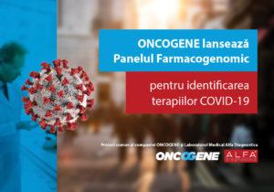 ONCOGENE lansează Panelul Farmacogenomic pentru identificarea terapiilor COVID-19