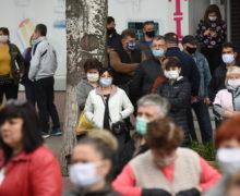 ВМолдове засутки диагностировали коронавирус у121 человека