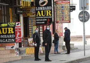 Второй рекорд за неделю — в Молдове за сутки выявили 688 случаев заражения коронавирусом