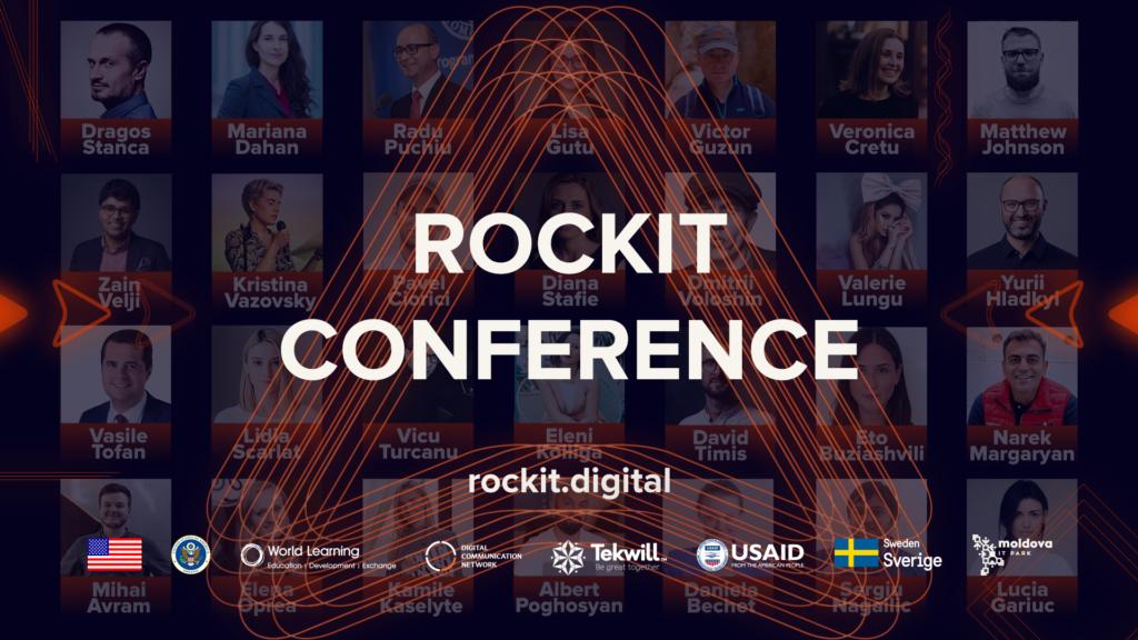 Новый выпуск Rockit Conference предлагает решения для некоторых сфер после пандемии COVID-19