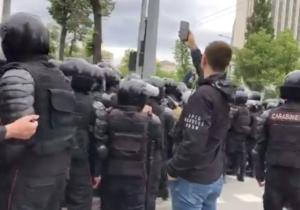 «Долой социалистическую хунту!». Протест ветеранов перерос вакцию против Додона иправительства