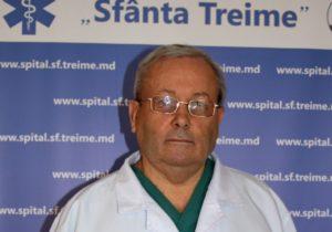 Хирург избольницы «Святой Троицы» вКишиневе умер отосложнений, вызванных COVID-19