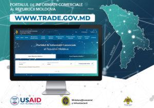 Toată informația necesară pentru comerțul extern al Moldovei,  la un click distanță