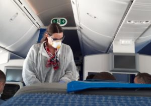 «Стюардессы вполете никкому неприкасались». Как прошел первый трансконтинентальный полет США-Молдова (ФОТО)