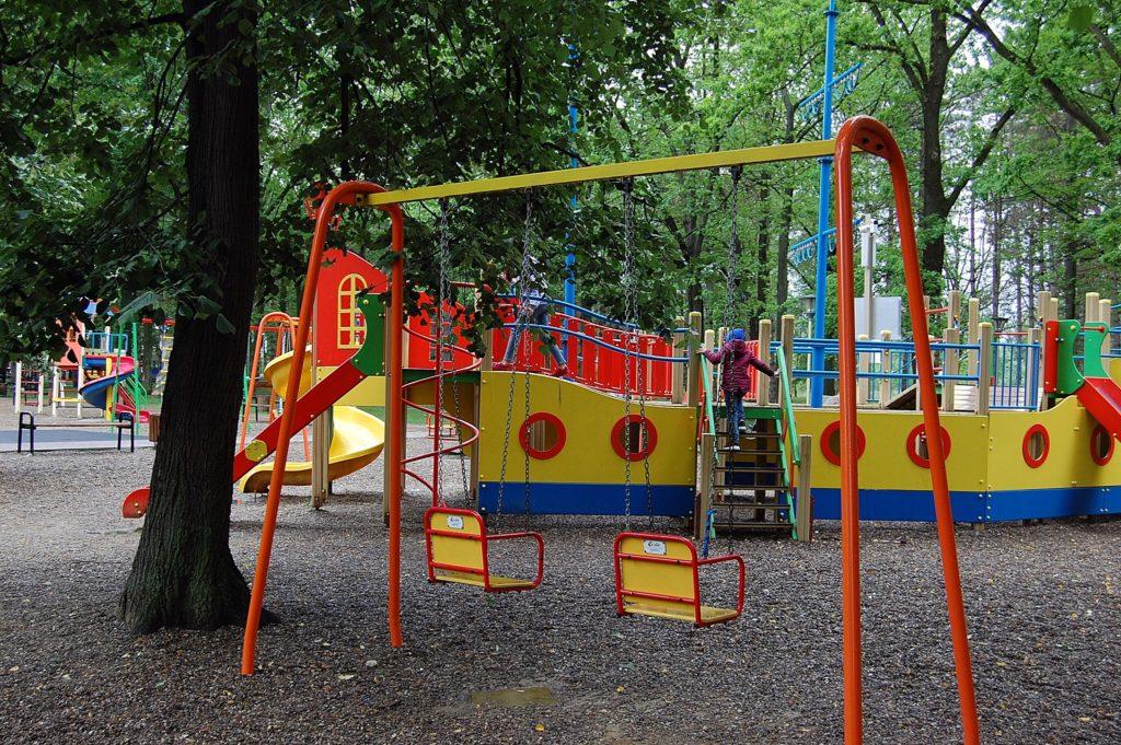 В Унгенах центральный парк переименовали в «Маленький Клуж» (ФОТО)