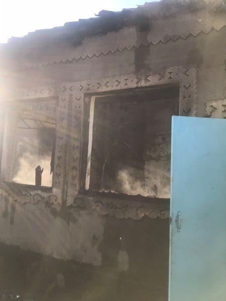 FOTO O femeie din raionul Orhei a decedat în urma exploziei unei butelii cu gaz