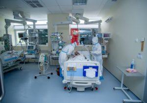 ВМолдове умерли два пациента скоронавирусом. Еще 30человек— вкритическом состоянии