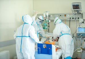 ВМолдове умерли еще девять пациентов скоронавирусом. Самой молодой изних было 32года