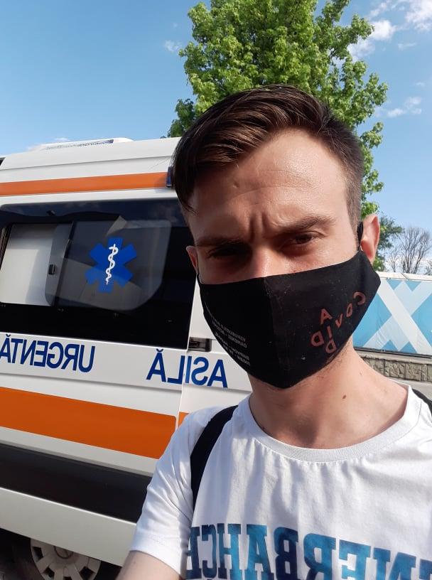 """""""Vecinii mă priveau ca pe un lepros"""". Cum a ajuns Nicolai Keleș la Centrul COVID și cu ce s-a terminat această istorie"""