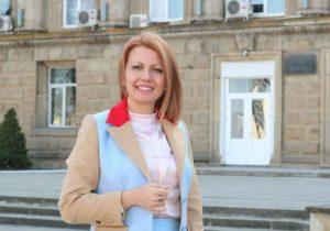 Кандидат вмэры Бельц Арина Спэтару просит продлить срок подачи документов для участия ввыборах