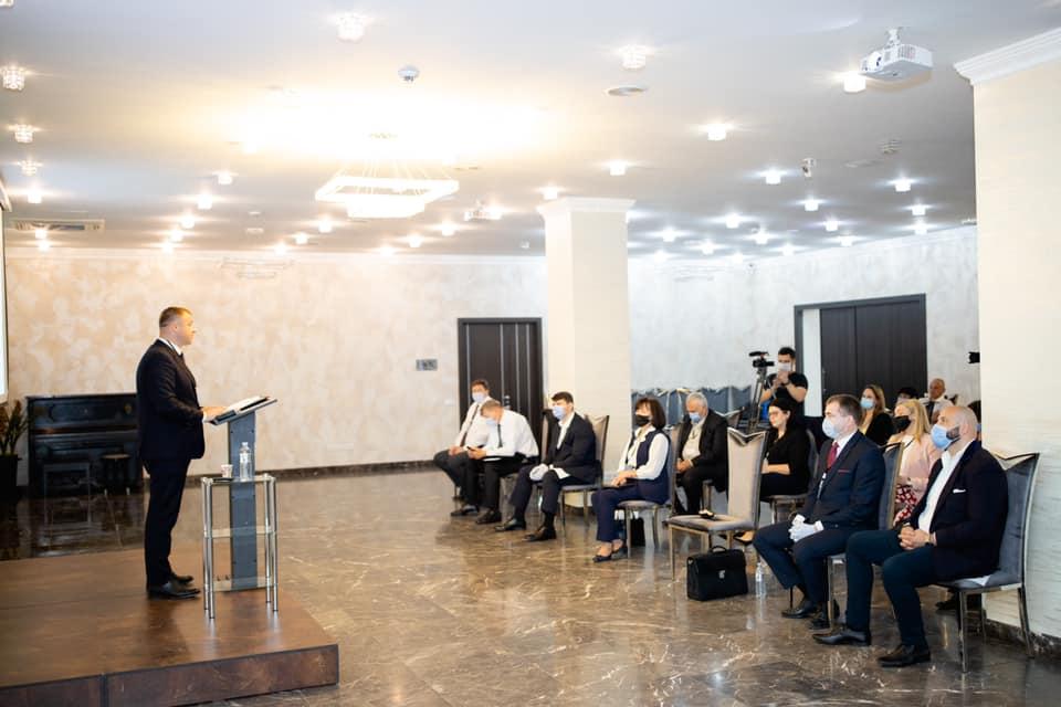 (UPDATE) VIDEO Gheorghe Cavcaliuc și-a făcut partid și a anunțat că se lansează în politică