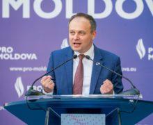 """Reacția lui Candu după ce 3 deputați au părăsit Pro Moldova: """"S-ar putea să mai pierdem colegi"""""""