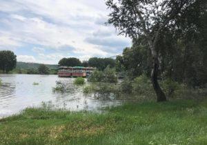 Digurile de protecție de pe râurile Prut și Nistru urmează să fie restabilite