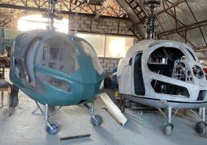 Noi detalii despre elicopterele asamblate la Criuleni. PCCOCS cere ajutorul SIS, Ministerului Apărării și AAC