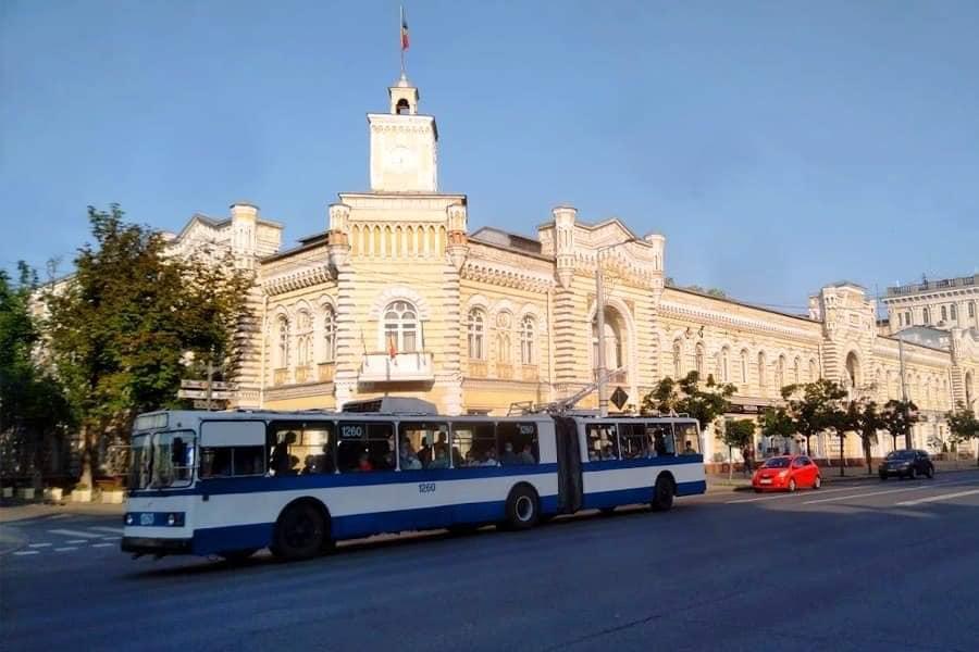 ВКишиневе общественный транспорт будет работать внормальном режиме (ОБНОВЛЕНО)