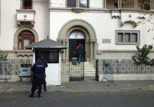 Посольство Молдовы в Румынии закрыли накарантин