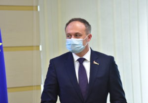 Улидера партии Pro Moldova обнаружили коронавирус