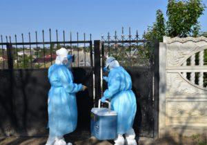 ВМолдове более 400 пациентов скоронавирусом лечатся дома