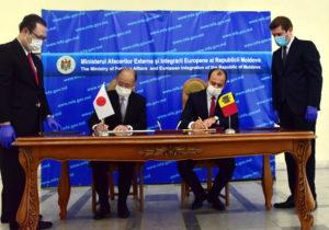 Japonia va acorda Moldovei un împrumut de 18,7 mln de dolari și un grant de 400 de mii de dolari. Cum vor fi cheltuiți banii