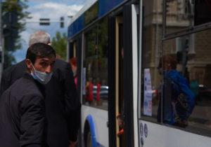 Число жителей Кишинева, заразившихся COVID-19, достигло 20 тысяч