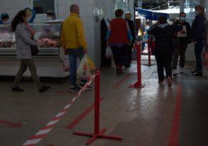 Кишиневским рынкам разрешили работать в обычном режиме