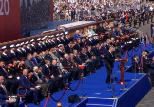 Dodon a povestit despre cheltuielile pentru deplasarea celor 75 de soldați moldoveni la Moscova