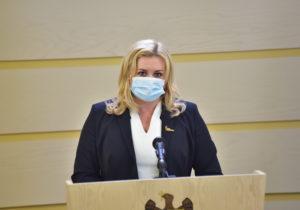 Pro Moldova rămâne și fără Ruxanda Glavan. Al patrulea deputat părăsește grupul parlamentar