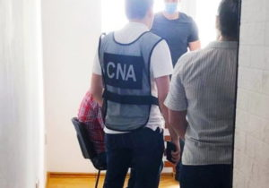 ВКишиневе вздании Налоговой службы прошли обыски. Одну изсотрудниц задержали