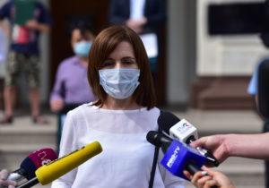 «Додон прячется заюбкой ЦИКа». PAS проведет протест против попытки фальсификации выборов