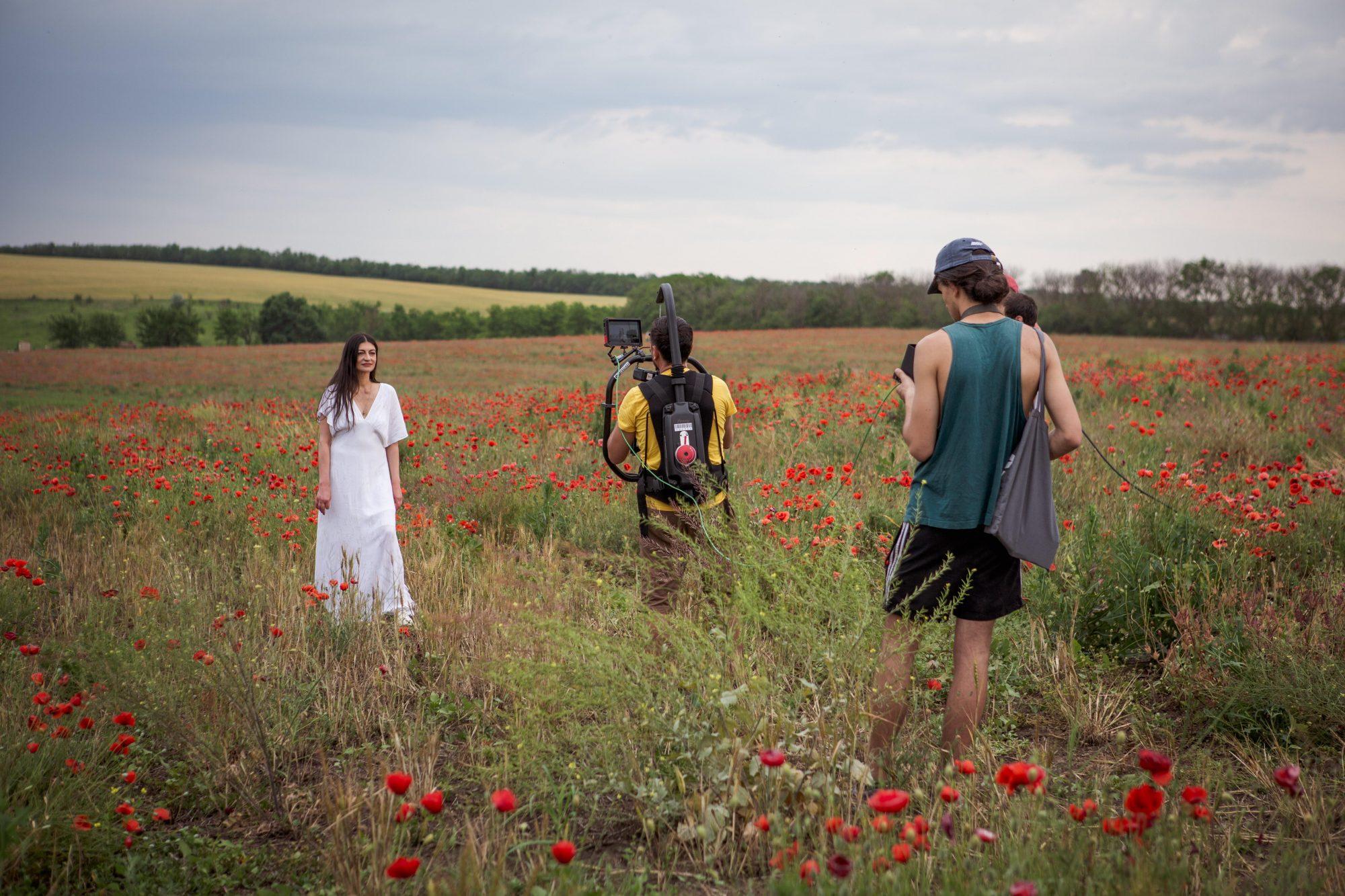 FOTO În Republica Moldova va apărea un film inspirat de pandemia de COVID-19
